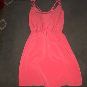2/$30 NWT forever 21 neon dress
